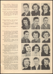 Page 7, 1947 Edition, Monticello High School - Panther Yearbook (Monticello, IA) online yearbook collection