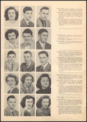 Page 8, 1947 Edition, Monticello High School - Panther Yearbook (Monticello, IA) online yearbook collection