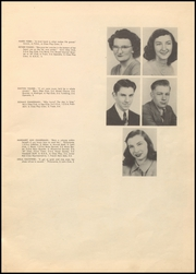 Page 9, 1947 Edition, Monticello High School - Panther Yearbook (Monticello, IA) online yearbook collection