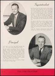 Page 13, 1948 Edition, Monticello High School - Panther Yearbook (Monticello, IA) online yearbook collection