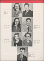 Page 14, 1948 Edition, Monticello High School - Panther Yearbook (Monticello, IA) online yearbook collection