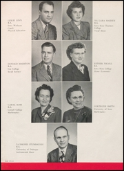 Page 15, 1948 Edition, Monticello High School - Panther Yearbook (Monticello, IA) online yearbook collection
