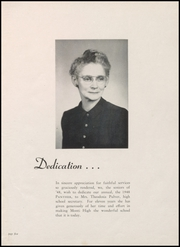 Page 9, 1948 Edition, Monticello High School - Panther Yearbook (Monticello, IA) online yearbook collection