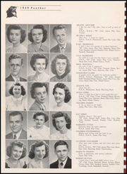 Page 10, 1949 Edition, Monticello High School - Panther Yearbook (Monticello, IA) online yearbook collection