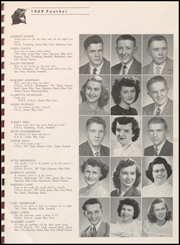 Page 11, 1949 Edition, Monticello High School - Panther Yearbook (Monticello, IA) online yearbook collection