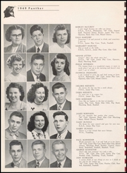Page 12, 1949 Edition, Monticello High School - Panther Yearbook (Monticello, IA) online yearbook collection