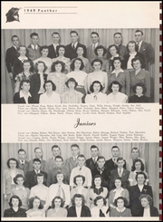 Page 16, 1949 Edition, Monticello High School - Panther Yearbook (Monticello, IA) online yearbook collection