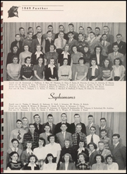 Page 17, 1949 Edition, Monticello High School - Panther Yearbook (Monticello, IA) online yearbook collection