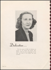 Page 4, 1949 Edition, Monticello High School - Panther Yearbook (Monticello, IA) online yearbook collection