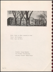 Page 6, 1949 Edition, Monticello High School - Panther Yearbook (Monticello, IA) online yearbook collection