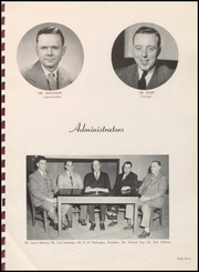 Page 7, 1949 Edition, Monticello High School - Panther Yearbook (Monticello, IA) online yearbook collection