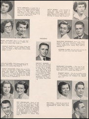 Page 10, 1950 Edition, Monticello High School - Panther Yearbook (Monticello, IA) online yearbook collection