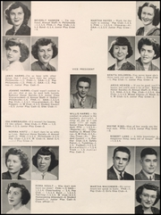 Page 11, 1950 Edition, Monticello High School - Panther Yearbook (Monticello, IA) online yearbook collection