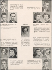 Page 12, 1950 Edition, Monticello High School - Panther Yearbook (Monticello, IA) online yearbook collection
