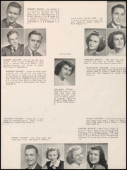 Page 13, 1950 Edition, Monticello High School - Panther Yearbook (Monticello, IA) online yearbook collection