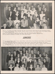 Page 16, 1950 Edition, Monticello High School - Panther Yearbook (Monticello, IA) online yearbook collection