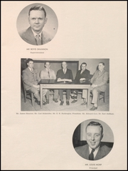 Page 7, 1950 Edition, Monticello High School - Panther Yearbook (Monticello, IA) online yearbook collection