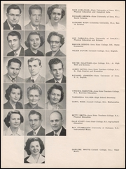 Page 8, 1950 Edition, Monticello High School - Panther Yearbook (Monticello, IA) online yearbook collection