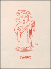 Page 9, 1950 Edition, Monticello High School - Panther Yearbook (Monticello, IA) online yearbook collection