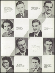 Page 13, 1955 Edition, Monticello High School - Panther Yearbook (Monticello, IA) online yearbook collection