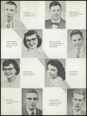 Page 14, 1955 Edition, Monticello High School - Panther Yearbook (Monticello, IA) online yearbook collection