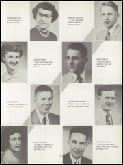Page 15, 1955 Edition, Monticello High School - Panther Yearbook (Monticello, IA) online yearbook collection