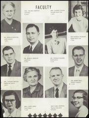 Page 9, 1955 Edition, Monticello High School - Panther Yearbook (Monticello, IA) online yearbook collection