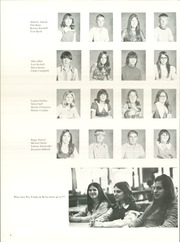Page 10, 1973 Edition, West Liberty High School - Cometeer Yearbook (West Liberty, IA) online yearbook collection