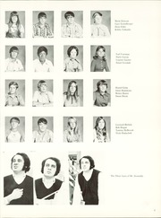Page 11, 1973 Edition, West Liberty High School - Cometeer Yearbook (West Liberty, IA) online yearbook collection