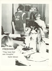 Page 9, 1973 Edition, West Liberty High School - Cometeer Yearbook (West Liberty, IA) online yearbook collection