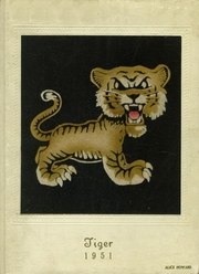 1951 Edition, Tipton High School - Tiger Yearbook (Tipton, IA)