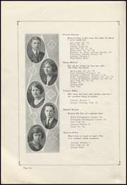 Page 10, 1922 Edition, Belmond High School - Bronco Yearbook (Belmond, IA) online yearbook collection