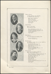 Page 12, 1922 Edition, Belmond High School - Bronco Yearbook (Belmond, IA) online yearbook collection