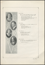 Page 13, 1922 Edition, Belmond High School - Bronco Yearbook (Belmond, IA) online yearbook collection
