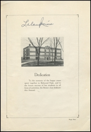 Page 5, 1922 Edition, Belmond High School - Bronco Yearbook (Belmond, IA) online yearbook collection