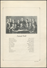 Page 7, 1922 Edition, Belmond High School - Bronco Yearbook (Belmond, IA) online yearbook collection