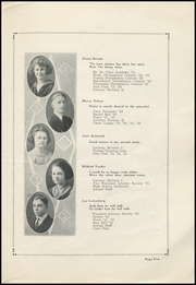 Page 9, 1922 Edition, Belmond High School - Bronco Yearbook (Belmond, IA) online yearbook collection