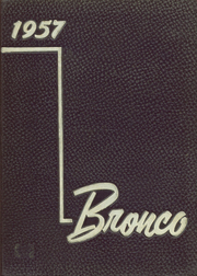 Page 1, 1957 Edition, Belmond High School - Bronco Yearbook (Belmond, IA) online yearbook collection