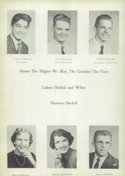 Page 12, 1957 Edition, Belmond High School - Bronco Yearbook (Belmond, IA) online yearbook collection