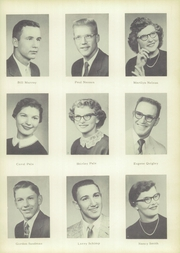 Page 17, 1957 Edition, Belmond High School - Bronco Yearbook (Belmond, IA) online yearbook collection