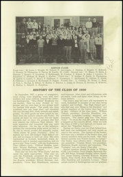 Page 7, 1930 Edition, Jefferson High School - Jeffersonian Yearbook (Jefferson, IA) online yearbook collection