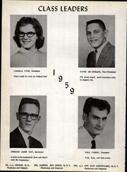 Page 10, 1959 Edition, Jefferson High School - Jeffersonian Yearbook (Jefferson, IA) online yearbook collection