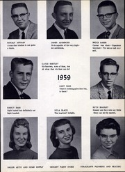 Page 11, 1959 Edition, Jefferson High School - Jeffersonian Yearbook (Jefferson, IA) online yearbook collection