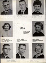 Page 16, 1959 Edition, Jefferson High School - Jeffersonian Yearbook (Jefferson, IA) online yearbook collection