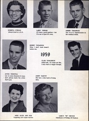 Page 17, 1959 Edition, Jefferson High School - Jeffersonian Yearbook (Jefferson, IA) online yearbook collection