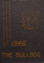 Page 1, 1946 Edition, Mediapolis High School - Bulldog Yearbook (Mediapolis, IA) online yearbook collection