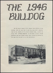 Page 5, 1946 Edition, Mediapolis High School - Bulldog Yearbook (Mediapolis, IA) online yearbook collection