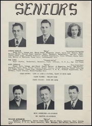 Page 8, 1946 Edition, Mediapolis High School - Bulldog Yearbook (Mediapolis, IA) online yearbook collection