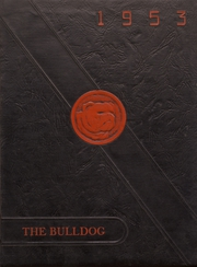 Mediapolis High School - Bulldog Yearbook (Mediapolis, IA) online yearbook collection, 1953 Edition, Page 1