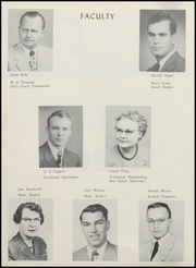 Page 10, 1956 Edition, Mediapolis High School - Bulldog Yearbook (Mediapolis, IA) online yearbook collection